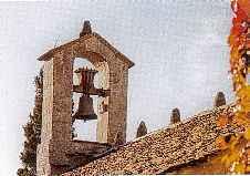 Clocher du temple