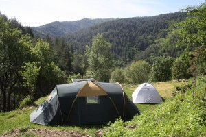 emplacements Ecocamping la donzelenche